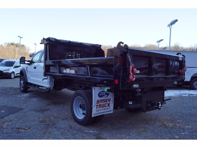 2019 F-550 Crew Cab DRW 4x4, Reading Marauder Dump Body #61372 - photo 5