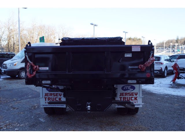 2019 Ford F-550 Crew Cab DRW 4x4, Reading Marauder Dump Body #61372 - photo 6
