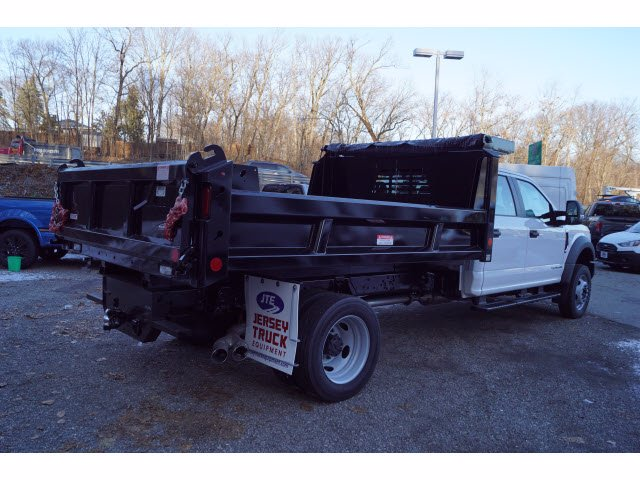 2019 F-550 Crew Cab DRW 4x4, Reading Marauder Dump Body #61372 - photo 2