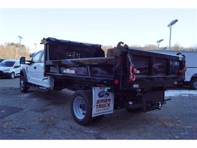 2019 Ford F-550 Crew Cab DRW 4x4, Reading Marauder Dump Body #61372 - photo 5