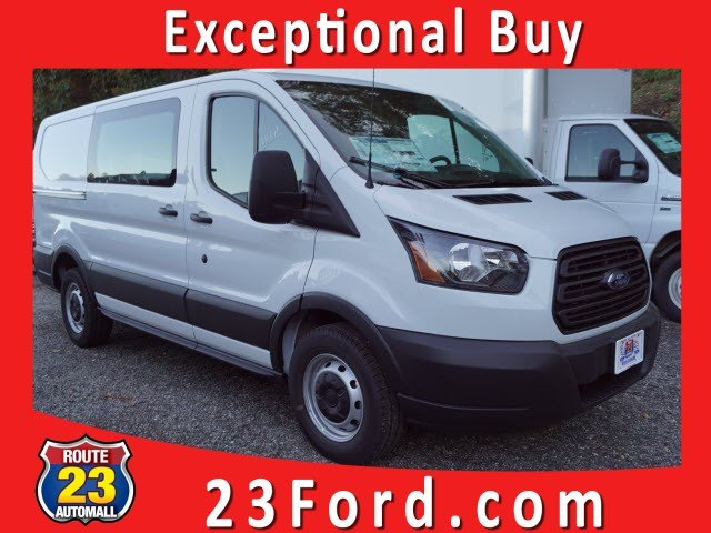 2019 Transit 150 Low Roof 4x2,  Empty Cargo Van #61388 - photo 1
