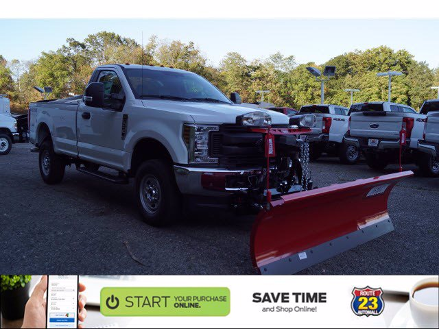 2019 Ford F-250 Regular Cab 4x4, Western Pickup #61397 - photo 1