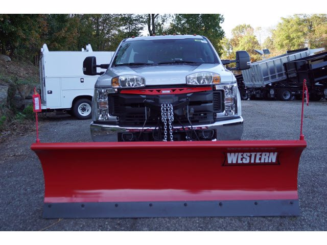 2019 F-250 Regular Cab 4x4, Western Snowplow Pickup #61398 - photo 3