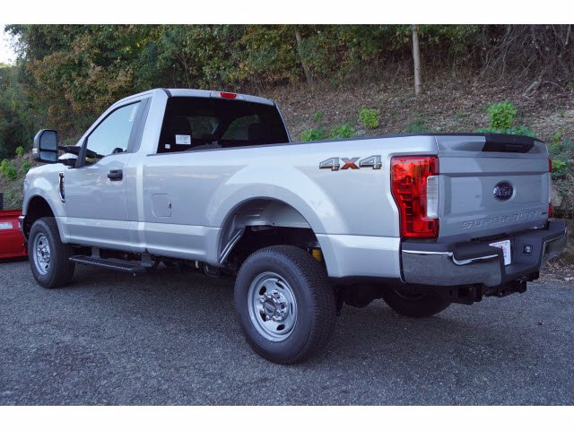 2019 Ford F-250 Regular Cab 4x4, Western Snowplow Pickup #61398 - photo 5