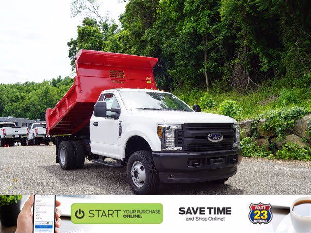 2019 Ford F-350 Regular Cab DRW 4x4, Air-Flo Dump Body #61515F - photo 1