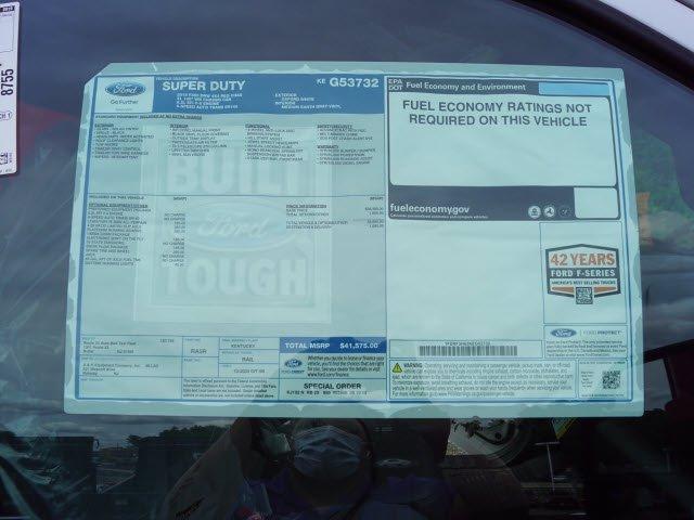 2019 Ford F-350 Regular Cab DRW 4x4, Air-Flo Dump Body #61515F - photo 13