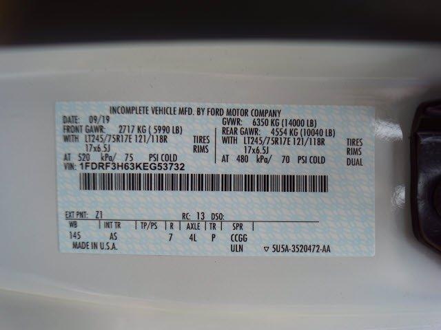 2019 Ford F-350 Regular Cab DRW 4x4, Air-Flo Dump Body #61515F - photo 14