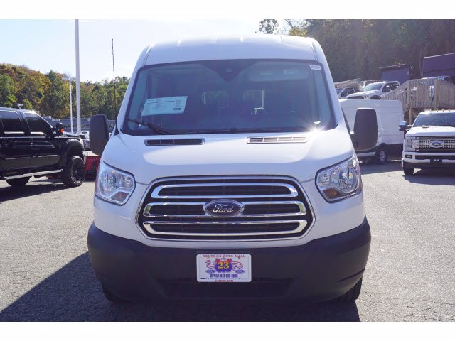 2019 Transit 350 Med Roof 4x2,  Passenger Wagon #61544A - photo 3