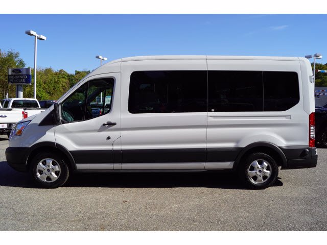 2019 Transit 350 Med Roof 4x2,  Passenger Wagon #61544A - photo 5