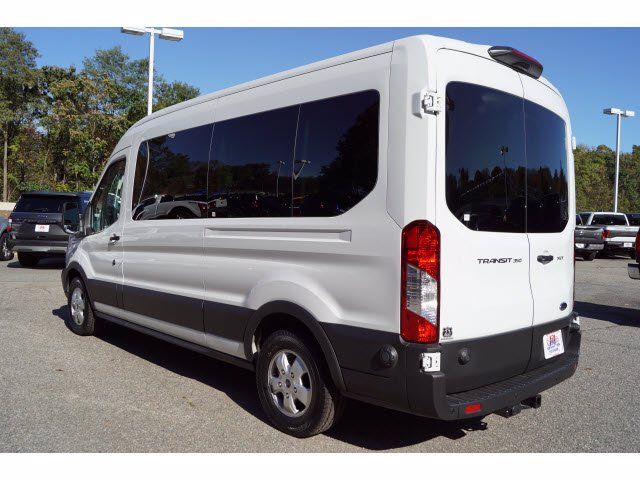 2019 Transit 350 Med Roof 4x2,  Passenger Wagon #61544A - photo 6