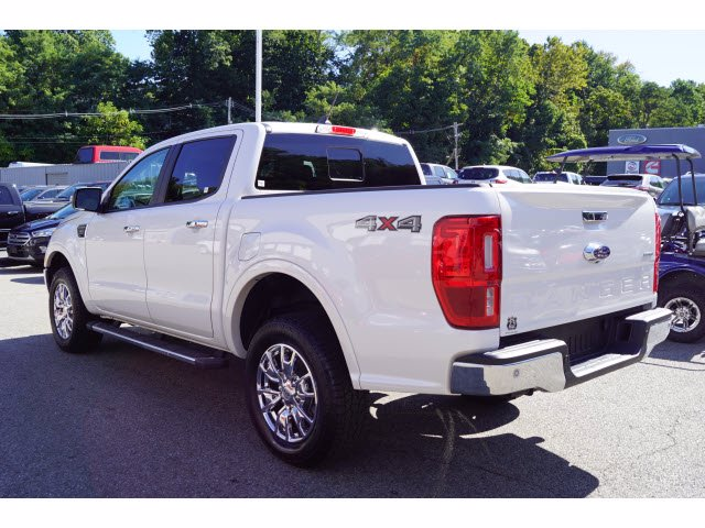 2019 Ranger SuperCrew Cab 4x4, Pickup #61547A - photo 6