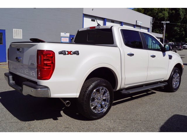 2019 Ranger SuperCrew Cab 4x4, Pickup #61547A - photo 2