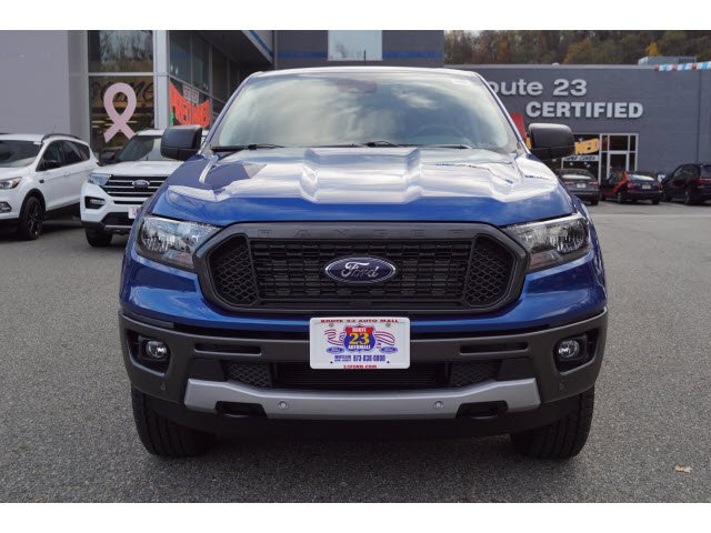 2019 Ranger SuperCrew Cab 4x4, Pickup #61555 - photo 3