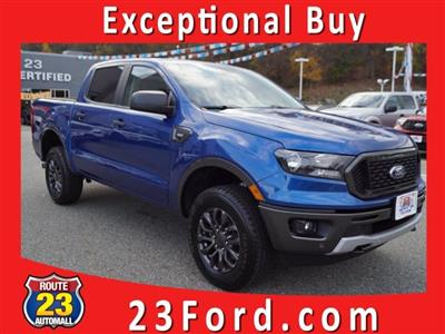 2019 Ranger SuperCrew Cab 4x4, Pickup #61555 - photo 1