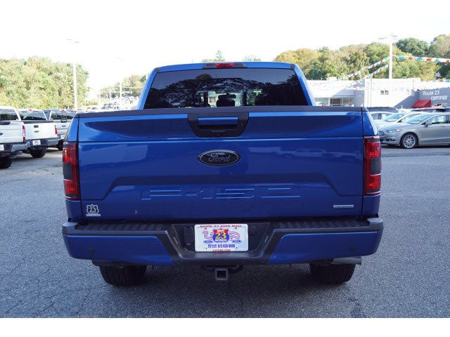 2018 F-150 SuperCrew Cab 4x4,  Pickup #61563A - photo 7