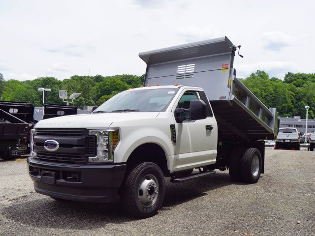2019 Ford F-350 Regular Cab DRW 4x4, Air-Flo Dump Body #61578 - photo 4