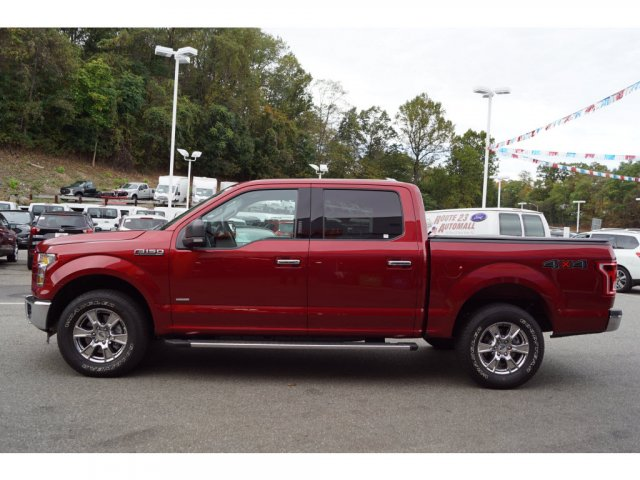 2016 F-150 SuperCrew Cab 4x4, Pickup #61600A - photo 5
