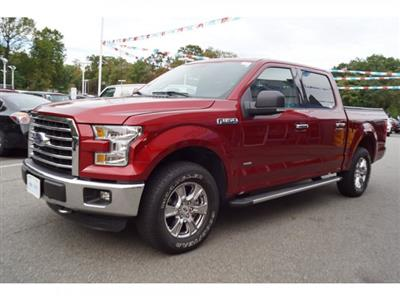 2016 F-150 SuperCrew Cab 4x4, Pickup #61600A - photo 4