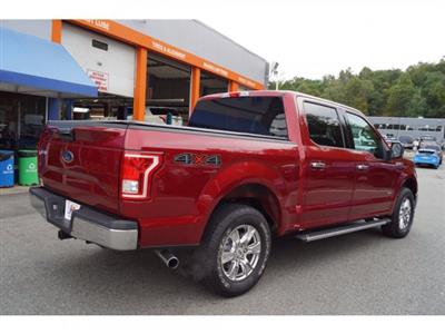 2016 F-150 SuperCrew Cab 4x4, Pickup #61600A - photo 2