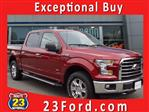2016 F-150 SuperCrew Cab 4x4, Pickup #61600A - photo 1