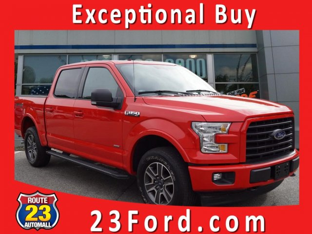 2017 F-150 SuperCrew Cab 4x4, Pickup #61615A - photo 1