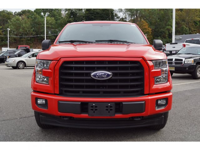 2017 F-150 SuperCrew Cab 4x4, Pickup #61615A - photo 3