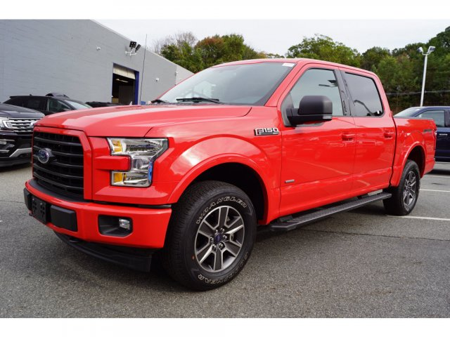 2017 F-150 SuperCrew Cab 4x4, Pickup #61615A - photo 4