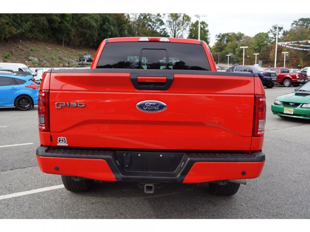 2017 F-150 SuperCrew Cab 4x4, Pickup #61615A - photo 7
