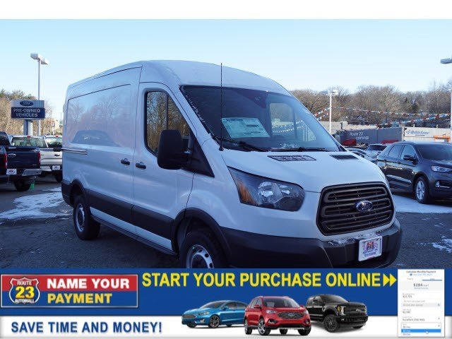 2019 Transit 250 Med Roof 4x2, Empty Cargo Van #61637 - photo 1