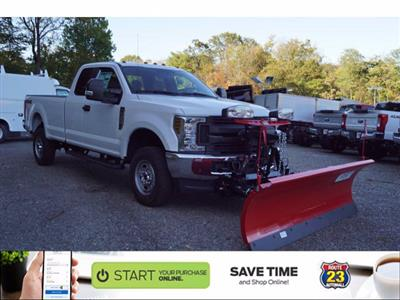 2019 F-250 Super Cab 4x4, Western Snowplow Pickup #61643 - photo 1