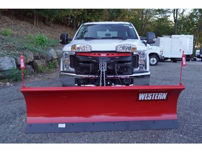 2019 F-250 Super Cab 4x4, Western Snowplow Pickup #61643 - photo 3