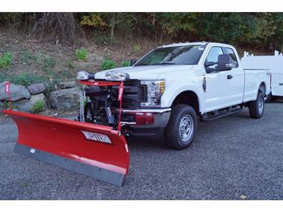 2019 F-250 Super Cab 4x4, Western Snowplow Pickup #61643 - photo 4