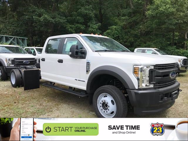2019 Ford F-550 Crew Cab DRW 4x4, Cab Chassis #61735 - photo 1