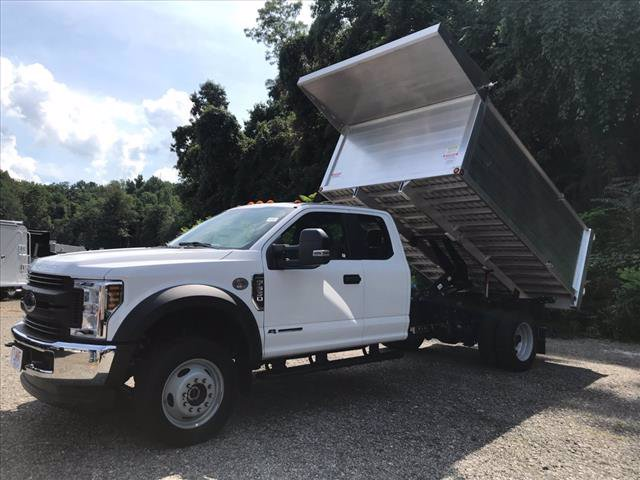 2019 Ford F-550 Super Cab DRW 4x4, Duramag Landscape Dump #61737 - photo 6