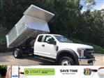 2019 Ford F-550 Super Cab DRW 4x4, Duramag Landscape Dump #61737 - photo 1