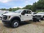 2019 Ford F-550 Crew Cab DRW 4x4, Cab Chassis #61755 - photo 3