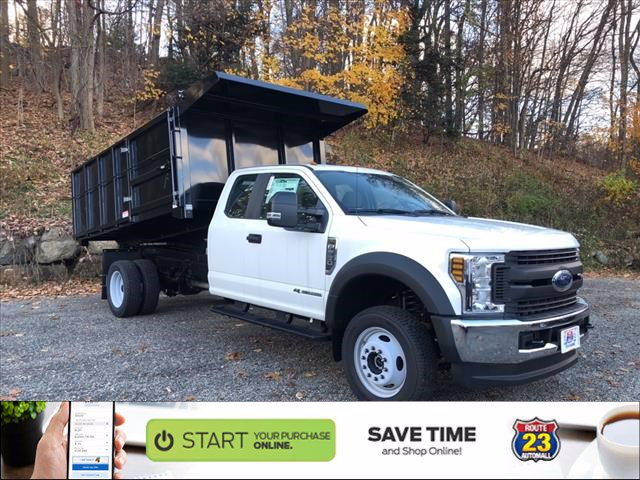 2019 Ford F-550 Super Cab DRW 4x4, Reading Landscape Dump #61758 - photo 1