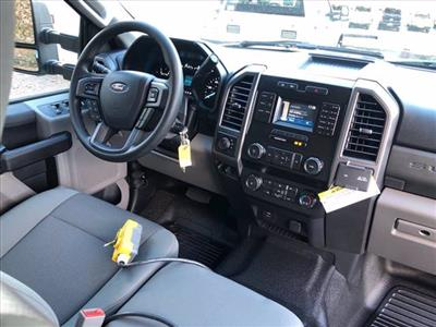 2019 Ford F-550 Super Cab DRW 4x4, Reading Landscaper SL Landscape Dump #61758 - photo 10