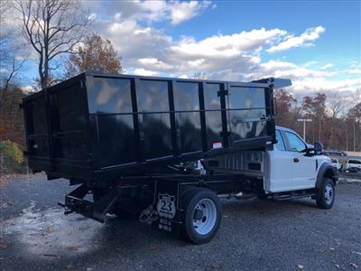 2019 Ford F-550 Super Cab DRW 4x4, Reading Landscaper SL Landscape Dump #61758 - photo 2
