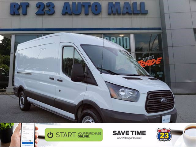 2019 Ford Transit 150 Med Roof RWD, Empty Cargo Van #61771A - photo 1