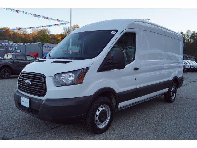 2019 Ford Transit 150 Med Roof RWD, Empty Cargo Van #61771A - photo 4