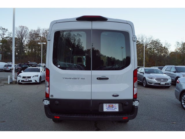 2019 Ford Transit 150 Med Roof RWD, Empty Cargo Van #61771A - photo 7
