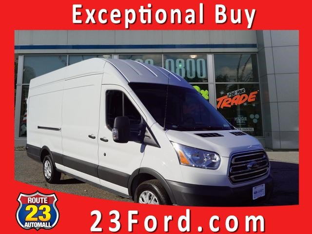2018 Transit 250 High Roof 4x2, Empty Cargo Van #61772A - photo 1
