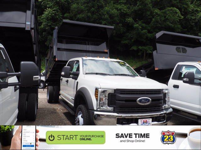 2019 Ford F-550 Crew Cab DRW 4x4, Rugby Landscape Dump #61777 - photo 1