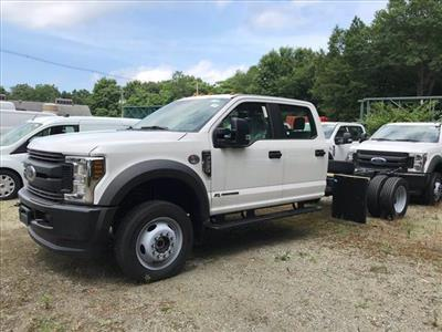 2019 Ford F-550 Crew Cab DRW 4x4, Cab Chassis #61782 - photo 4