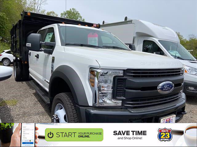 2019 Ford F-550 Crew Cab DRW 4x4, Landscape Dump #61787 - photo 1