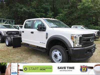 2019 Ford F-550 Crew Cab DRW 4x4, Cab Chassis #61788 - photo 1
