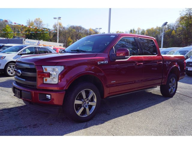 2017 F-150 SuperCrew Cab 4x4, Pickup #61805A - photo 4