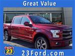 2017 F-150 SuperCrew Cab 4x4, Pickup #61805A - photo 1