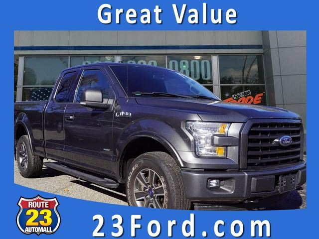 2017 F-150 Super Cab 4x4, Pickup #61807A - photo 1